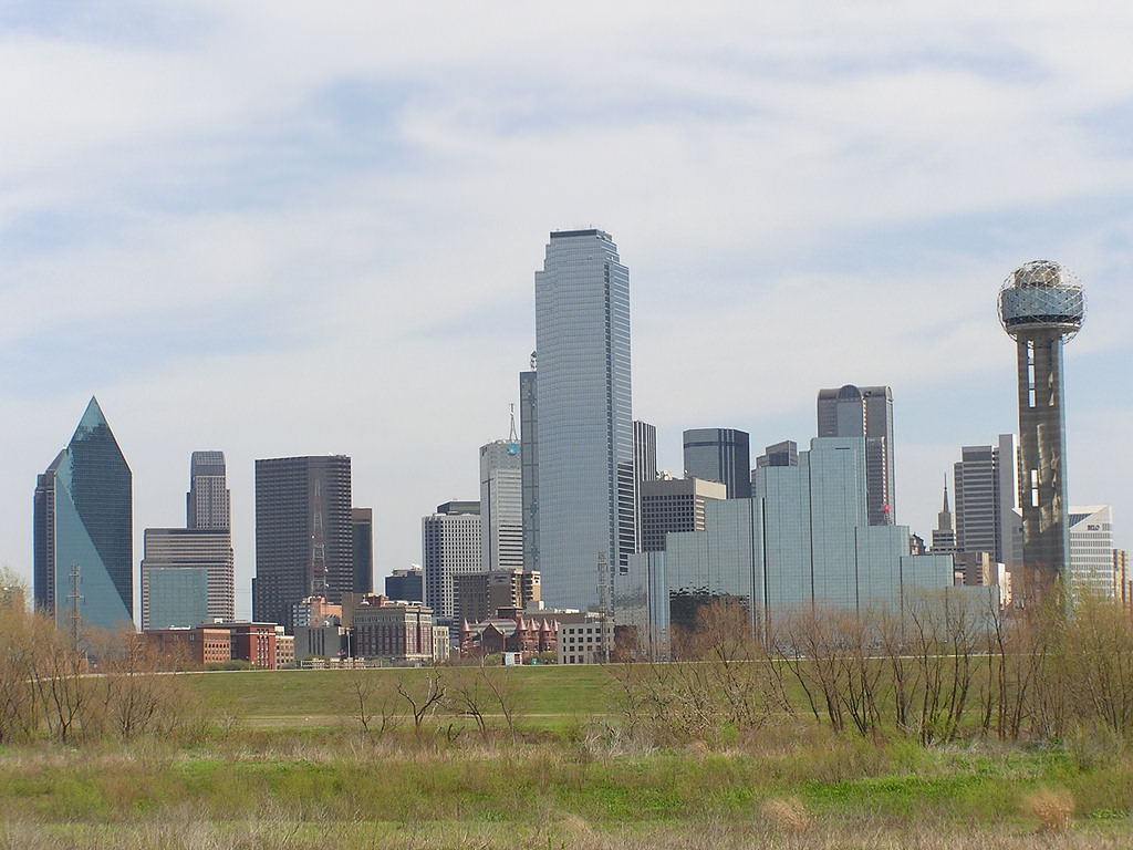16. Dallas, Texas, USA (average of 96 in July)