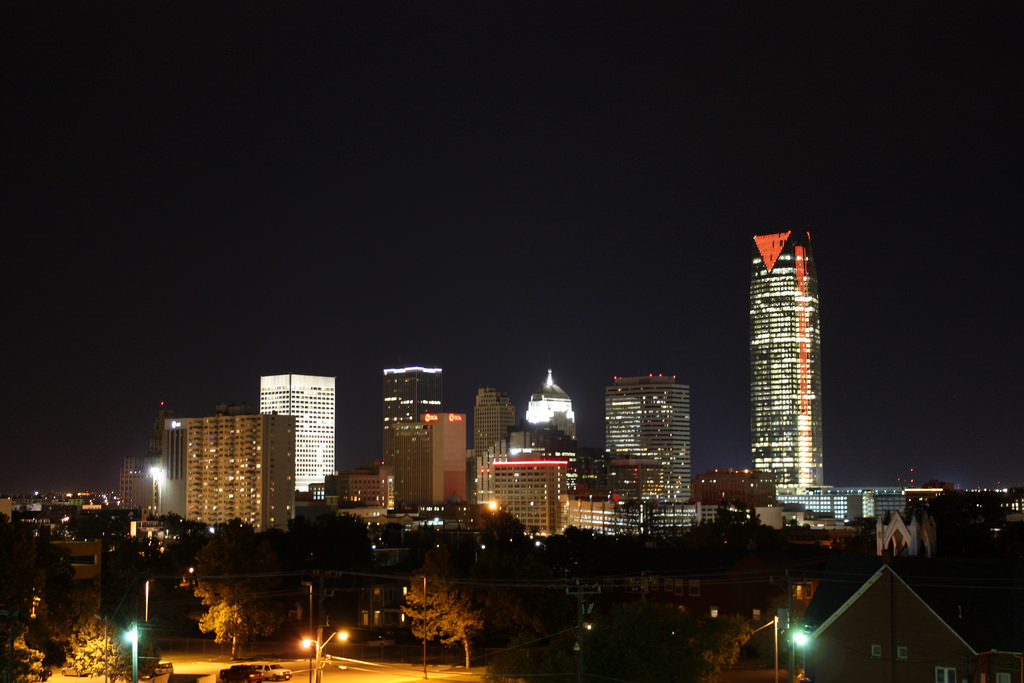 12. Oklahoma City, OK