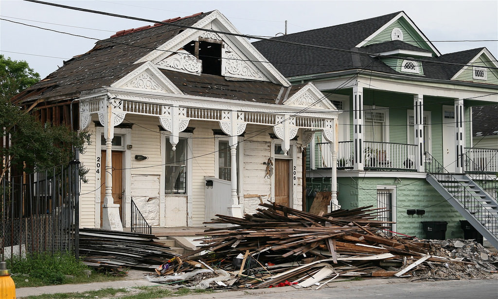 New Orleans - Will the Rebuilding Ever End?