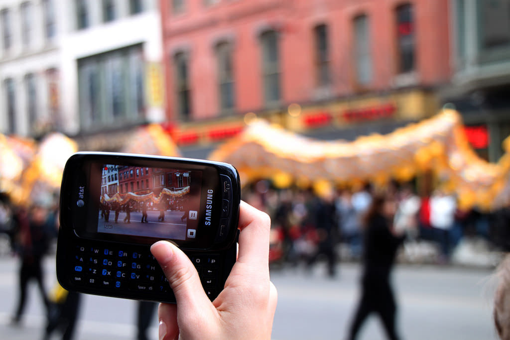 How Smartphone Apps Are Changing City Life