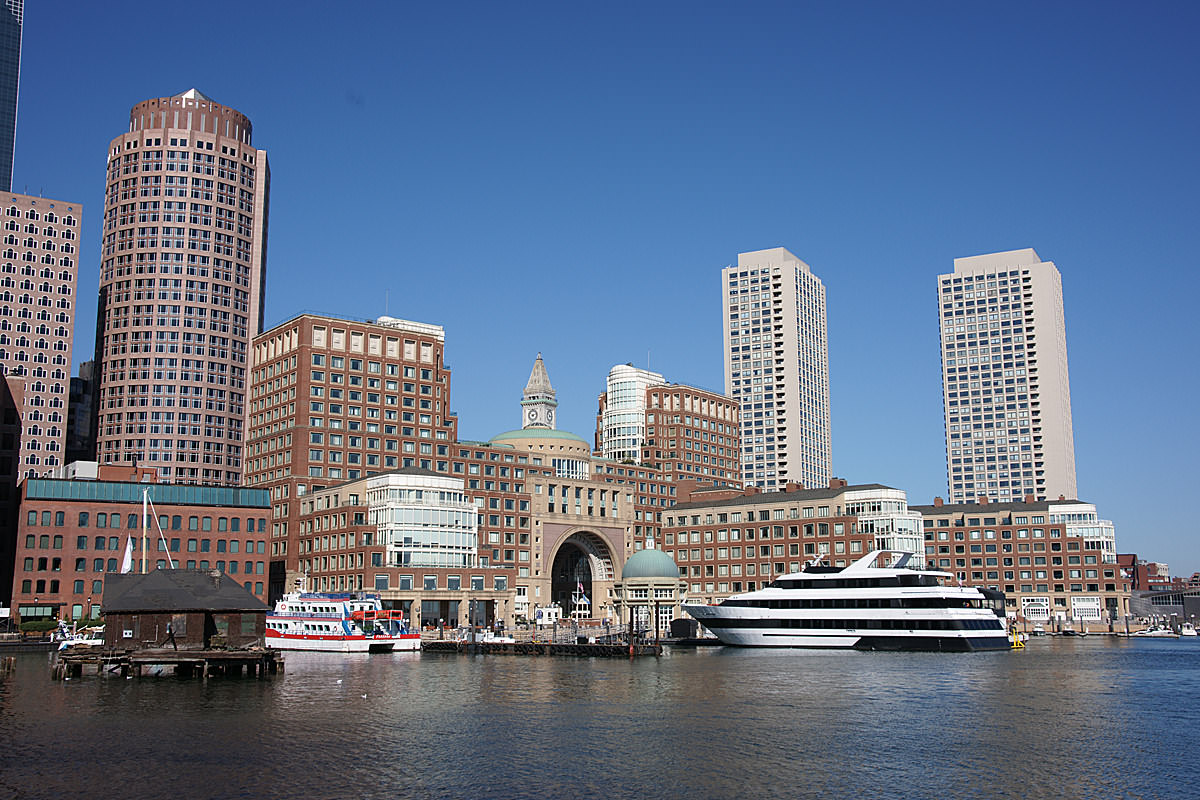 11. Boston, MA (pop. 636,479)