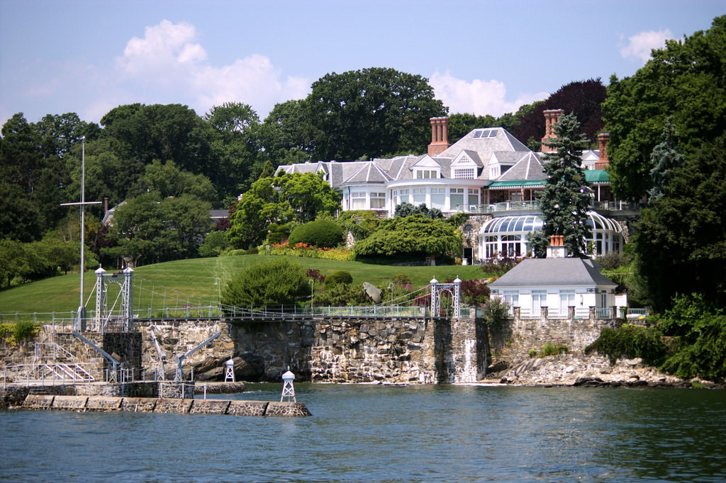 11. Greenwich, CT (pop. 62,256)