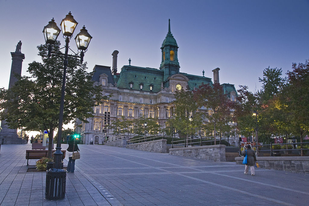 Montreal Town Hall-flickr-dicktay2000