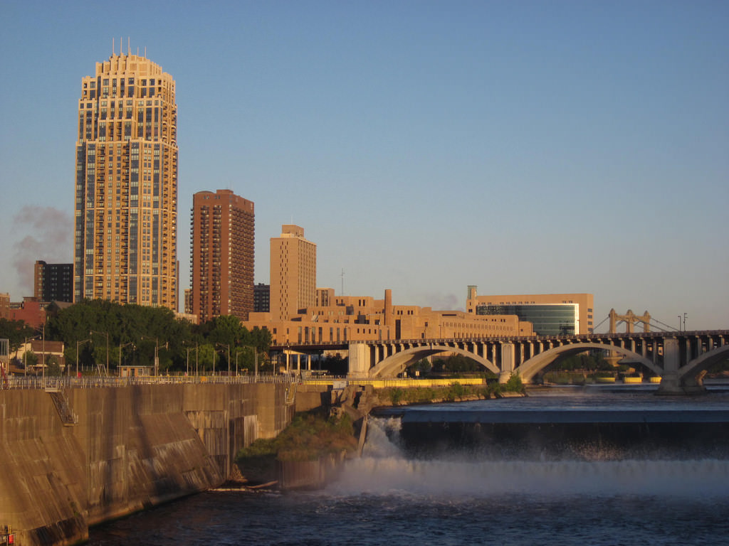 18. Minneapolis-St. Paul, Minnesota
