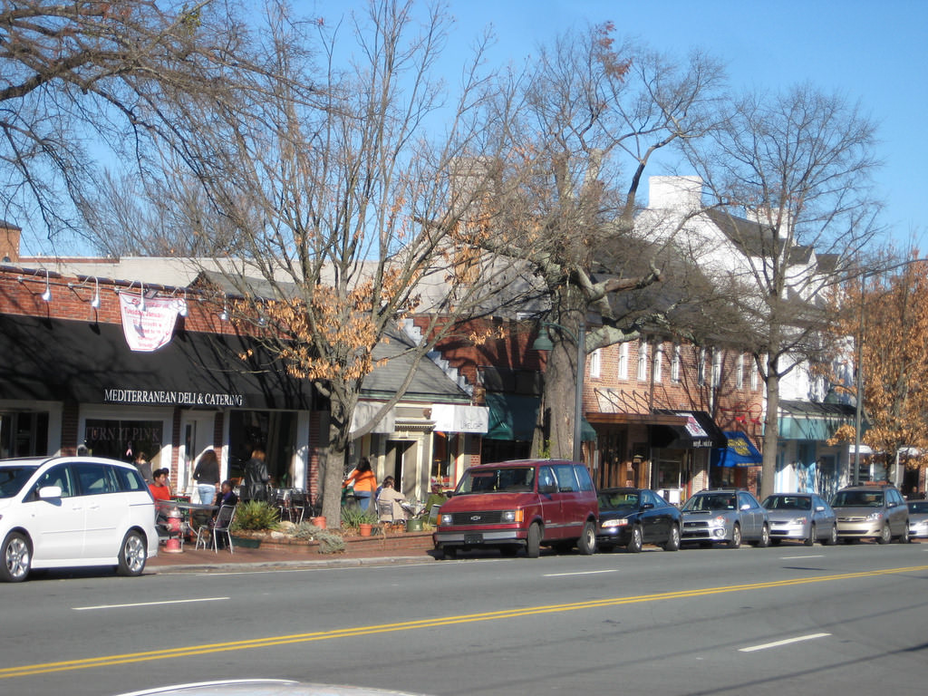 top 18 small cities in north carolina cities journal