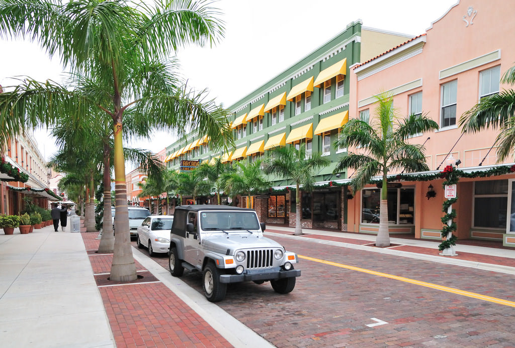 15. Fort Myers
