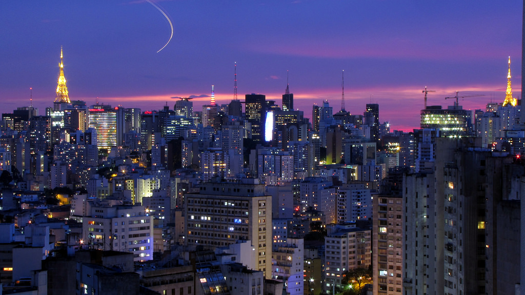 Sao Paulo, Brazil Faces Water Shortage